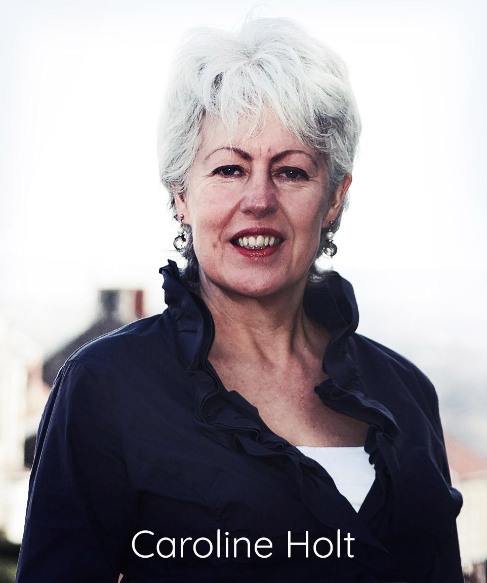 Caroline Holt - Attitude Coach